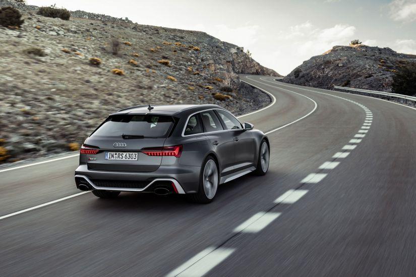 Audi lança nova RS 6 com 600 cavalos de potência - Foto 2