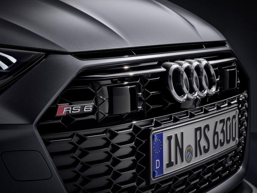 Audi lança nova RS 6 com 600 cavalos de potência - Foto 3