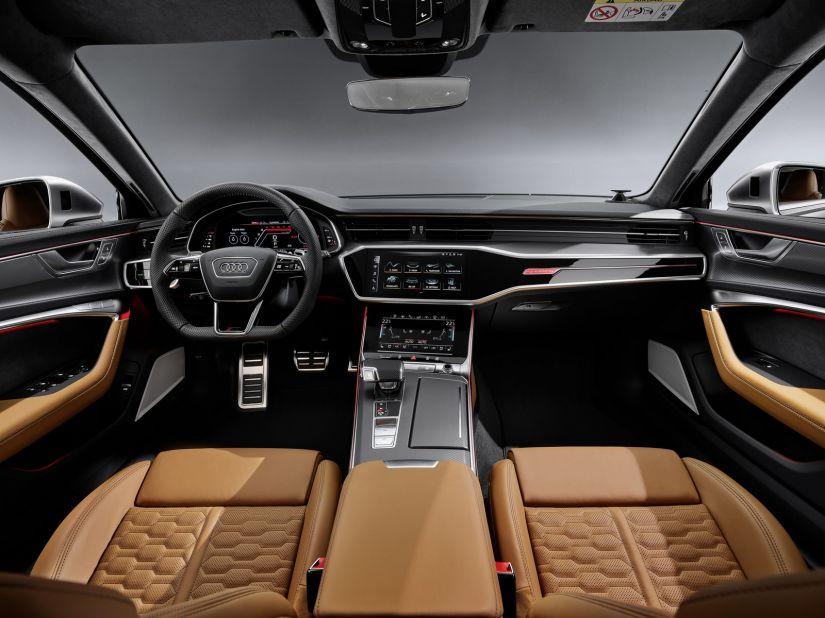 Audi lança nova RS 6 com 600 cavalos de potência - Foto 4