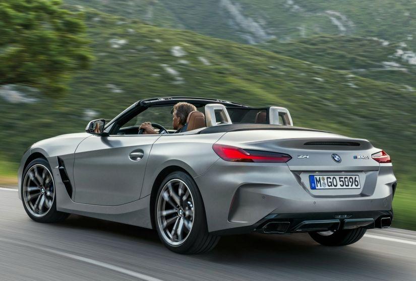 BMW lança versão de 340 cavalos do Z4