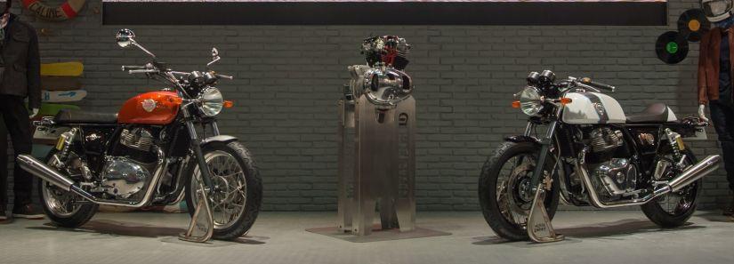 Royal Enfield confirma novos modelos de motos para o Brasil em 2020 - Foto 1