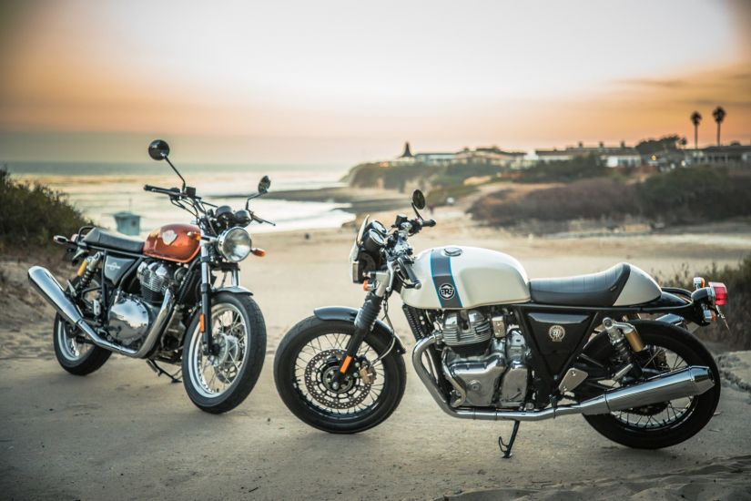 Royal Enfield confirma novos modelos de motos para o Brasil em 2020 - Foto 3