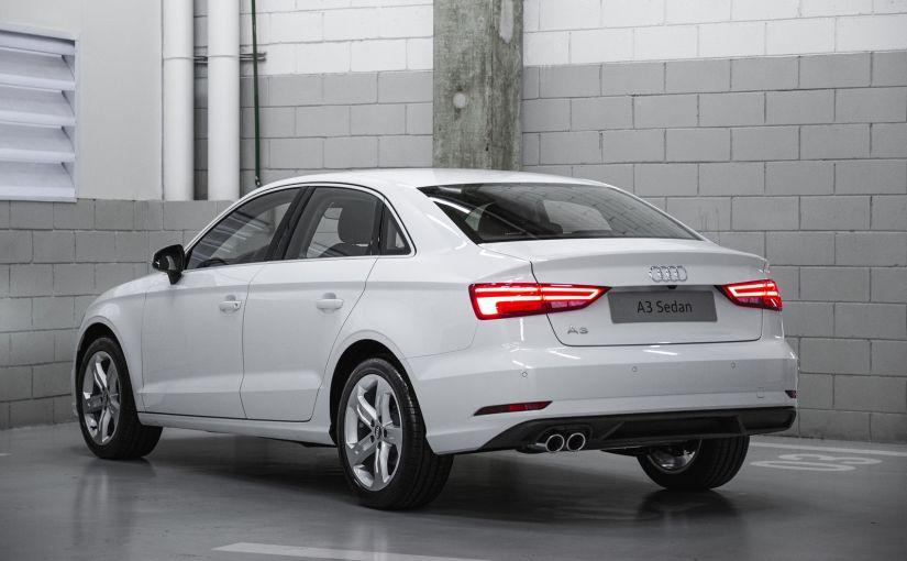 Audi A3 Sedan terá série limitada comemorativa de 25 anos no Brasil