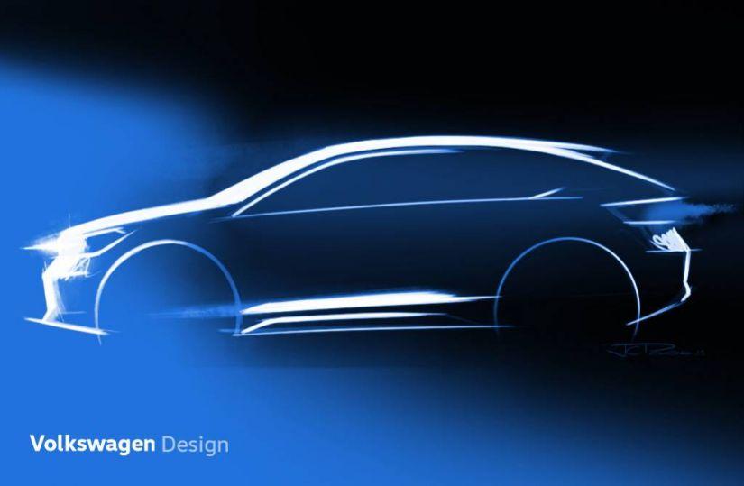 """Volkswagen confirma """"SUV cupê"""" do Polo para 2020"""