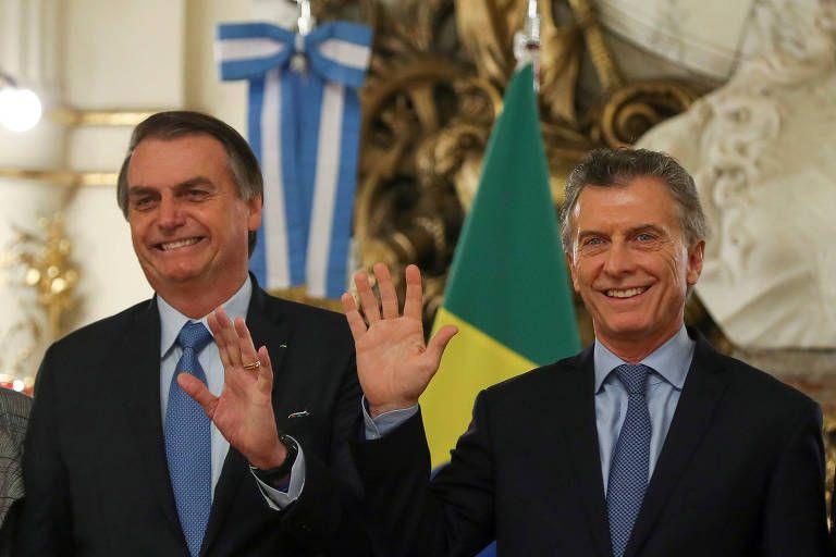 Governo anuncia acordo que prevê livre comércio de automóveis entre Brasil e Argentina