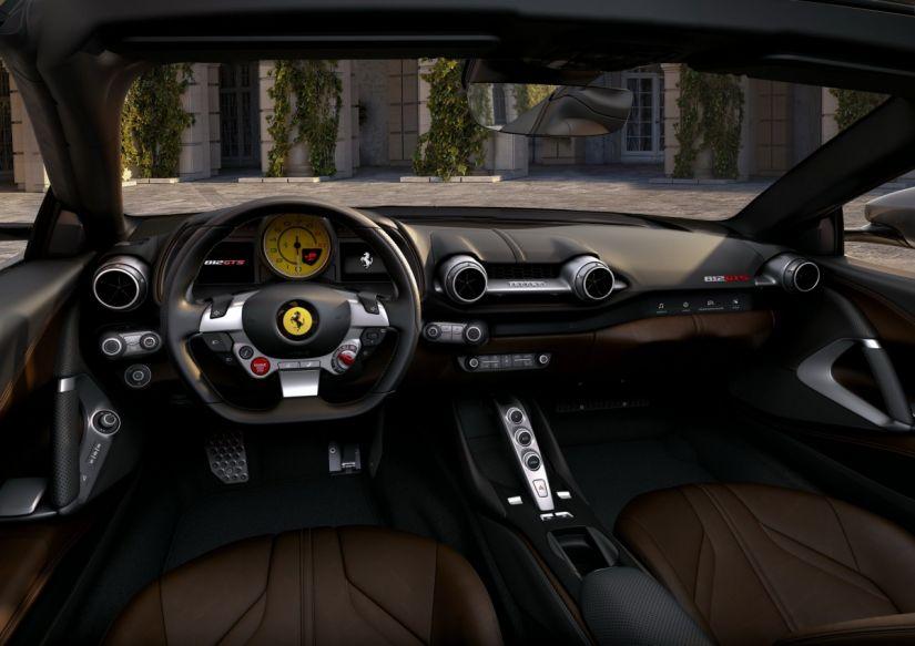 Ferrari lança versões conversíveis de F8 Tributo e 812 Superfast - Foto 1