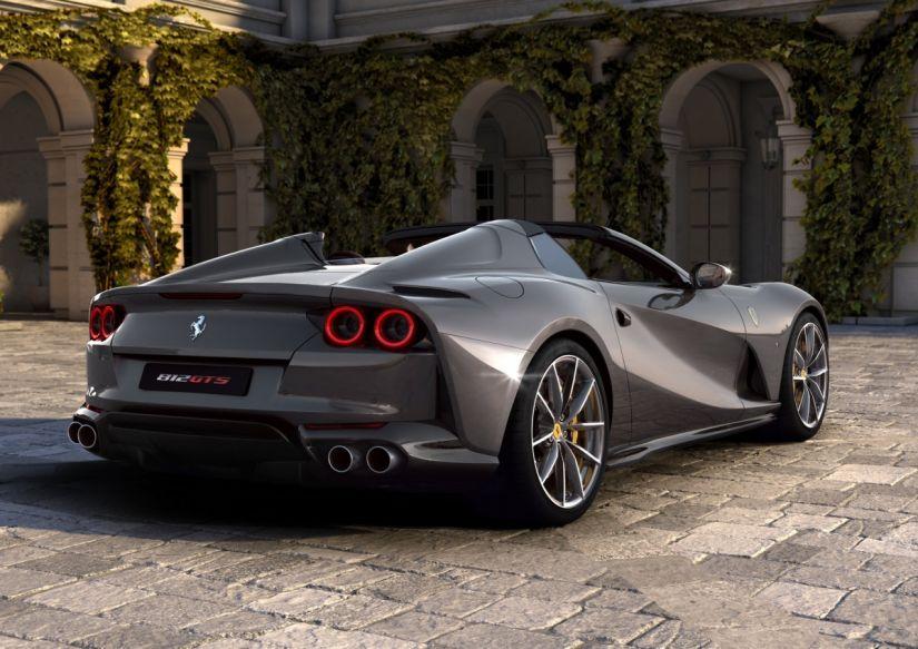 Ferrari lança versões conversíveis de F8 Tributo e 812 Superfast - Foto 3