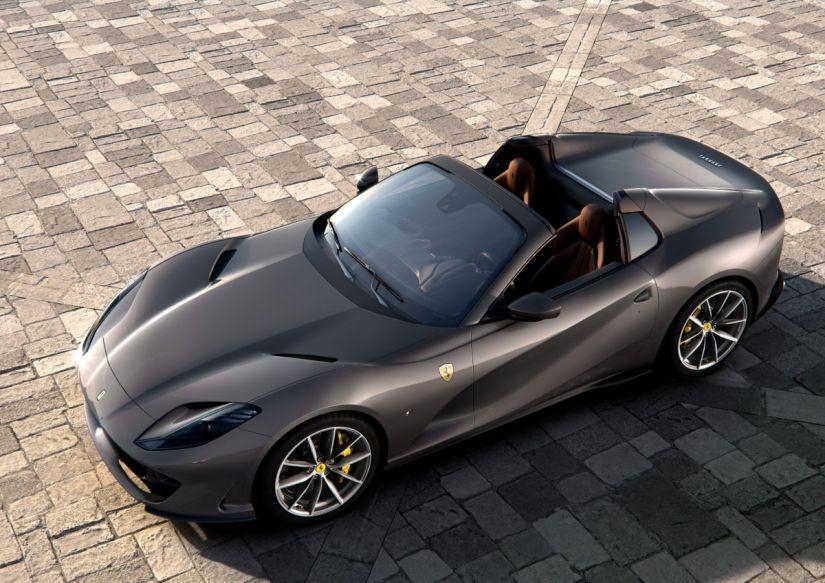 Ferrari lança versões conversíveis de F8 Tributo e 812 Superfast - Foto 4