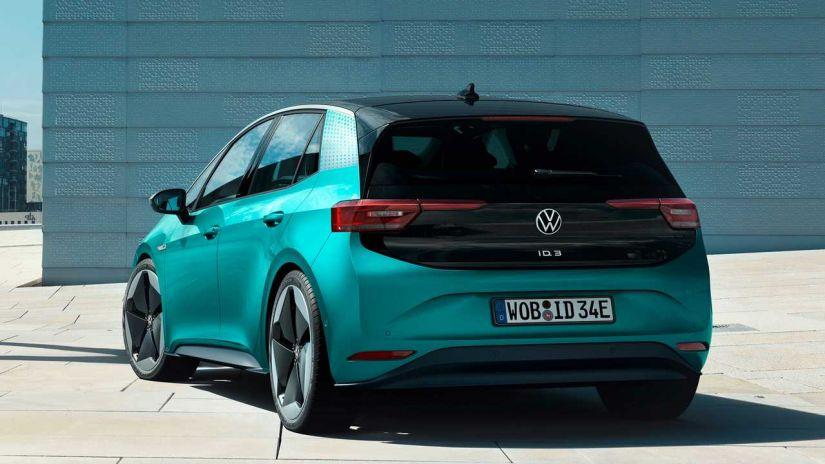 ID.3 é apresentado como 'elétrico popular' pela Volkswagen