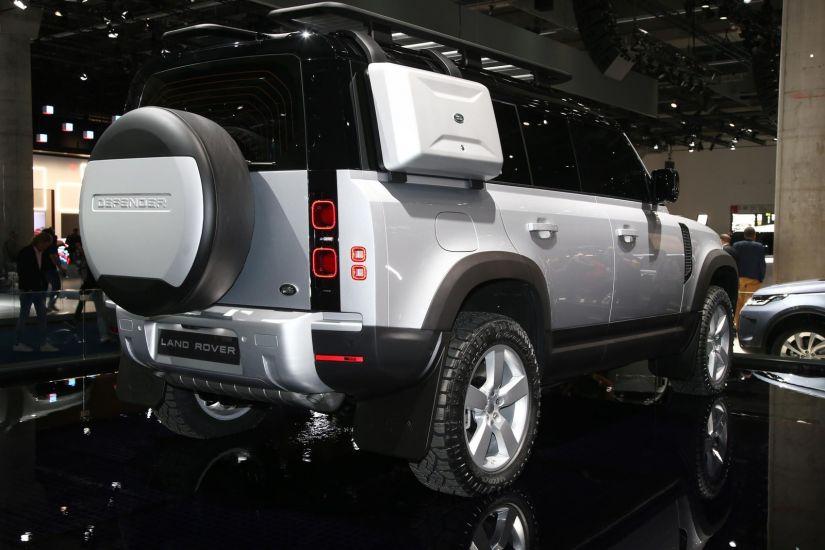 Novo Land Rover Defender será lançado no Brasil ainda neste ano