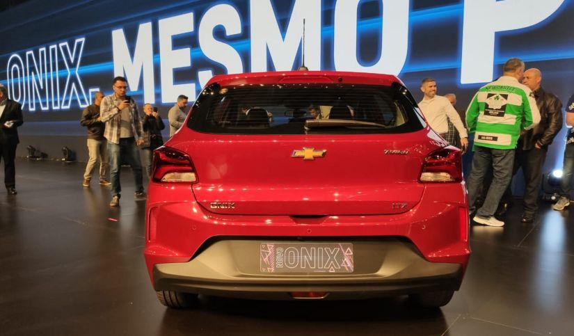 Chevrolet apresenta nova geração do Onix - Foto 1
