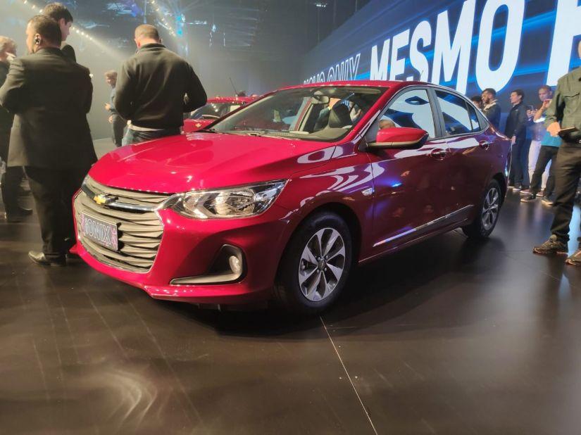 Chevrolet apresenta nova geração do Onix - Foto 2