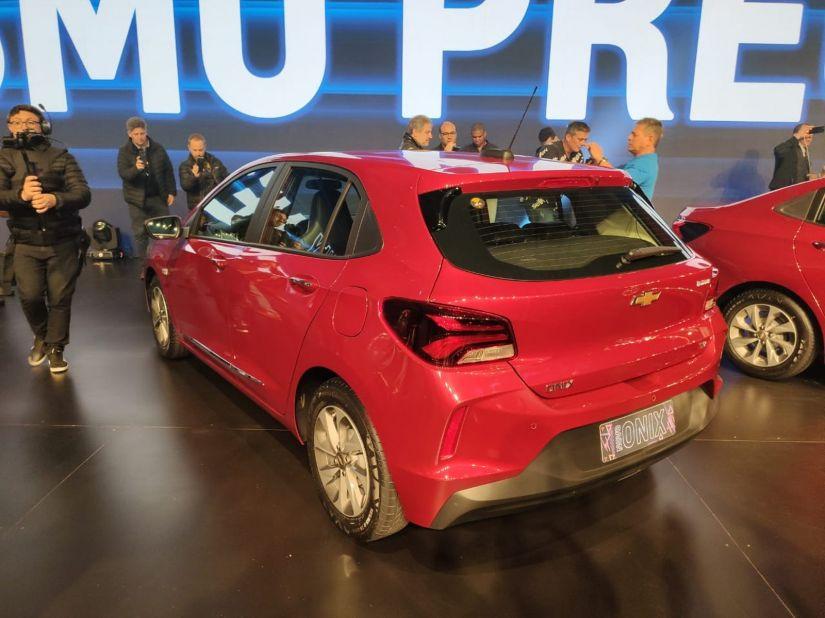 Chevrolet apresenta nova geração do Onix - Foto 3