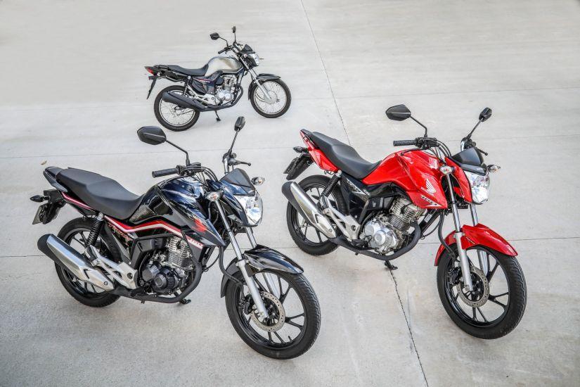 Honda começa a vender nova CG 160 2020 nas concessionárias - Foto 3