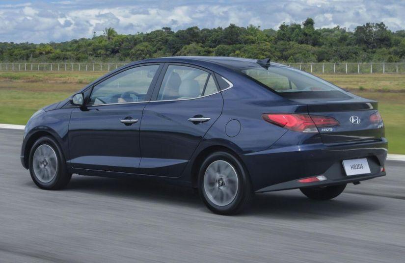 Hyundai lança novo HB20 com preços partindo de R$ 46.490 - Foto 1