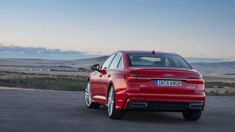 Audi anuncia novos A6 e A7 Sportback para o Brasil - Foto 1