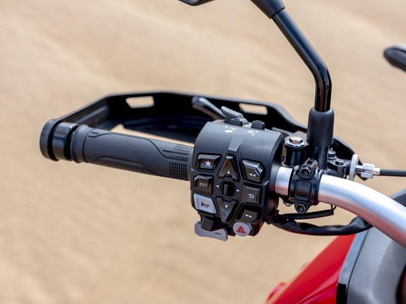 Honda apresenta nova geração do Africa Twin com motor de 1100 - Foto 2