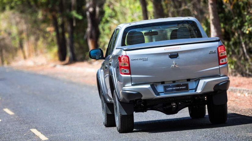 Mitsubishi L200 Triton Sport terá versão Outdoor - Foto 2
