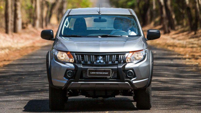 Mitsubishi L200 Triton Sport terá versão Outdoor - Foto 3