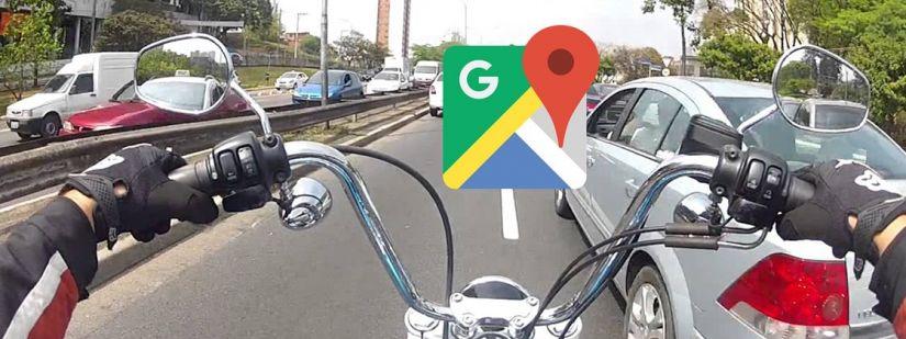 Google Maps vai oferecer serviço de navegação especial para motos