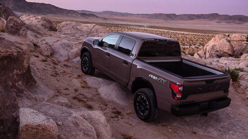 Nissan mostra Titan 2020 com Facelift