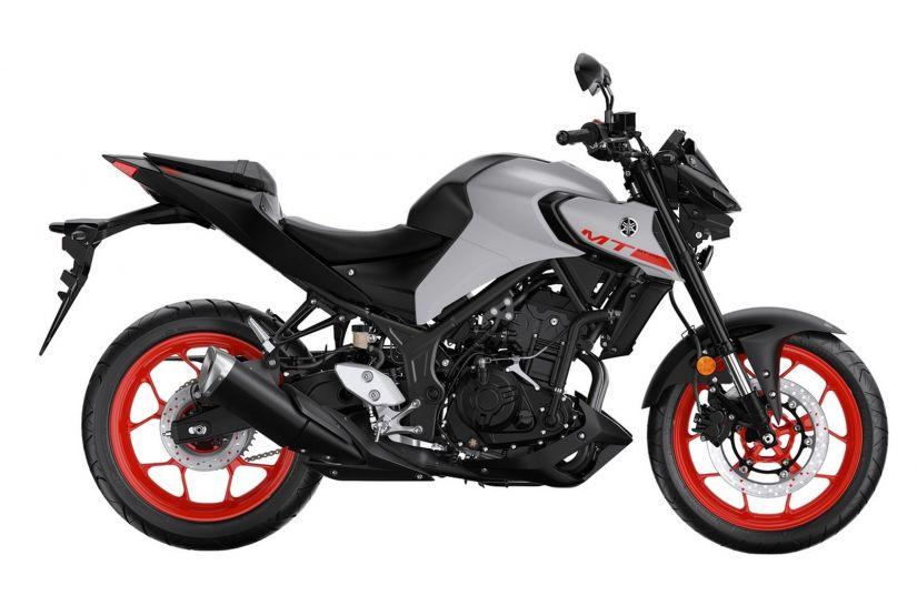 Yamaha MT-03 é relançada com novo visual
