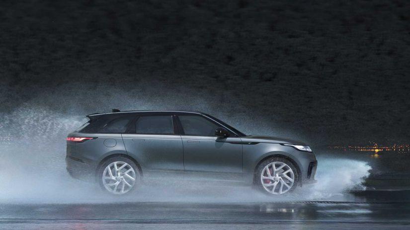 Range Rover Velar SVAutobiography será vendido por R$ 565.000 - Foto 1