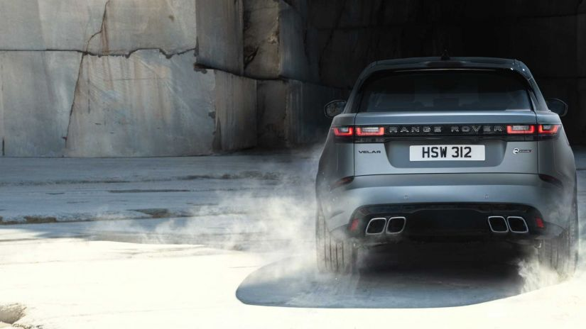 Range Rover Velar SVAutobiography será vendido por R$ 565.000 - Foto 2