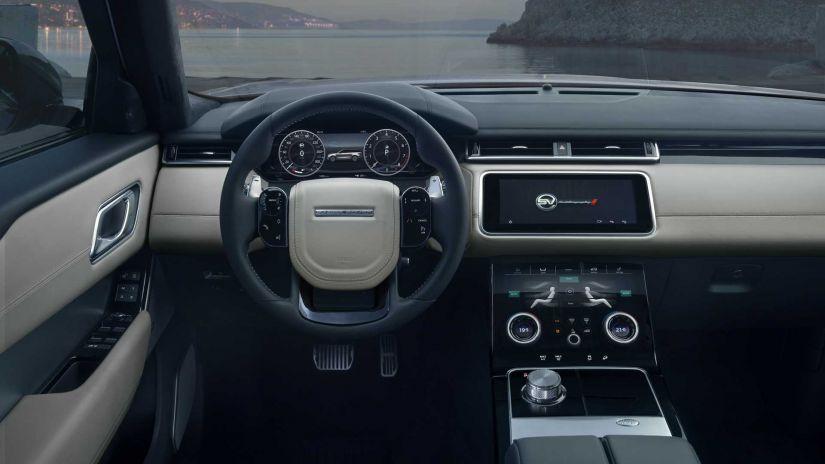 Range Rover Velar SVAutobiography será vendido por R$ 565.000 - Foto 3