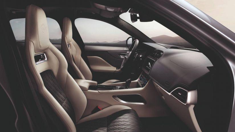 Jaguar F-Pace SVR chega ao Brasil custando R$ 539.100