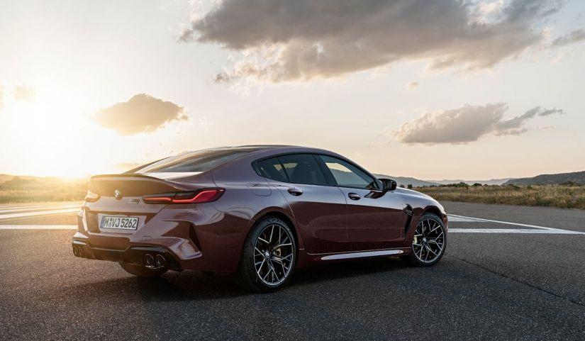 BMW apresenta M8 Gran Coupe com até 625 cv - Foto 1