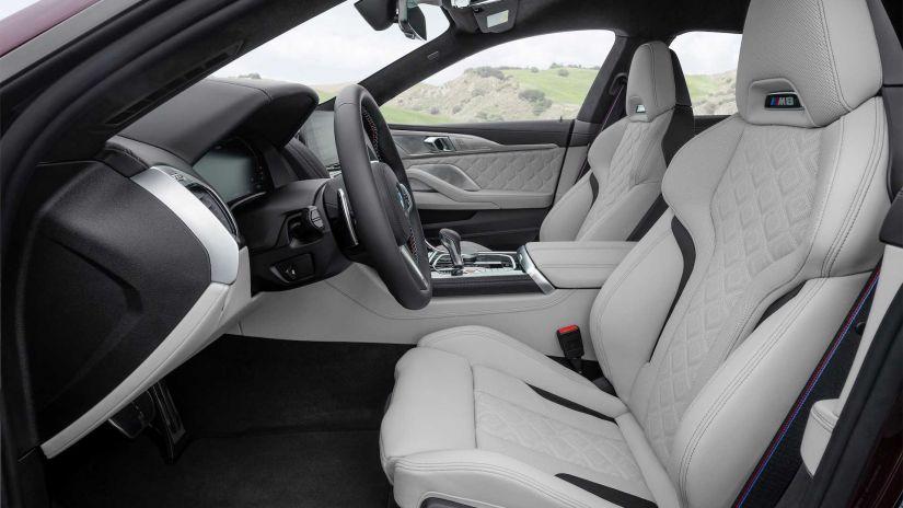 BMW apresenta M8 Gran Coupe com até 625 cv - Foto 3