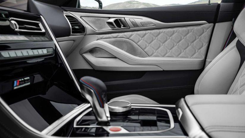 BMW apresenta M8 Gran Coupe com até 625 cv - Foto 5