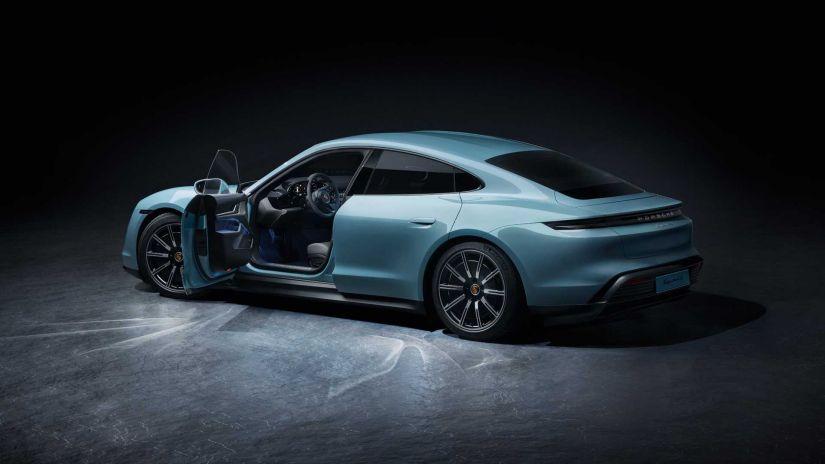 Porsche lança versão menos potente e com maior autonomia do Taycan - Foto 2
