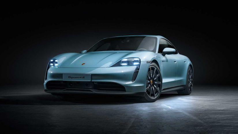 Porsche lança versão menos potente e com maior autonomia do Taycan - Foto 3