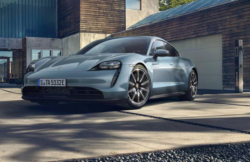 Porsche lança versão menos potente e com maior autonomia do Taycan - Foto 4