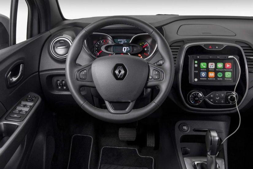 Renault lança Captur série especial e limitada Bose