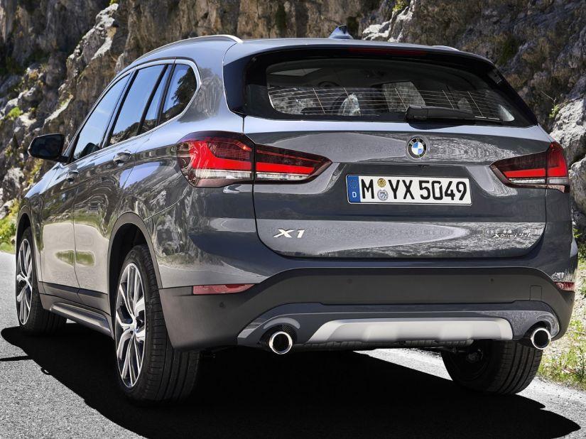 BMW lança X1 remodelado no Brasil a partir de 21 de outubro