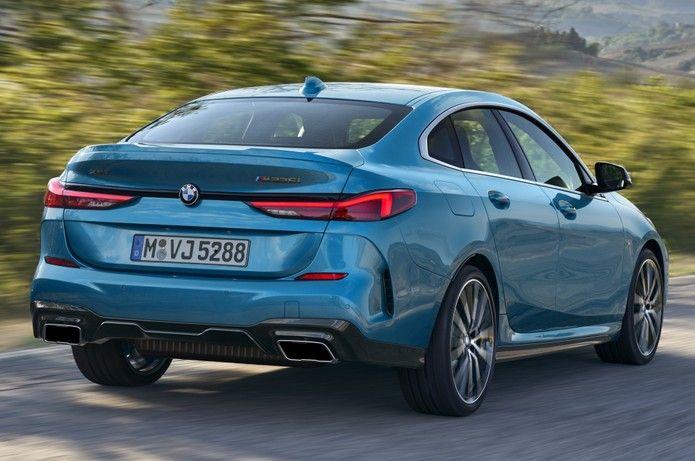 BMW marca estreia do Série 2 Gran Coupé para 2020