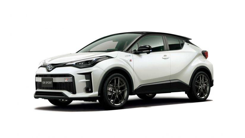 Toyota C-HR aparece com visual diferente e agressivo em projeto especial - Foto 1