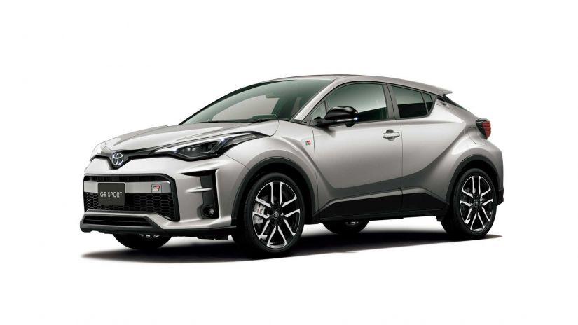 Toyota C-HR aparece com visual diferente e agressivo em projeto especial - Foto 2