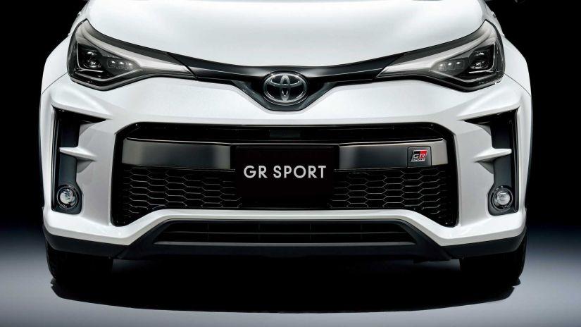 Toyota C-HR aparece com visual diferente e agressivo em projeto especial - Foto 4