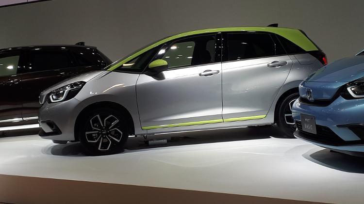 Revelado Novo Honda Fit no Salão de Tóquio - Foto 1