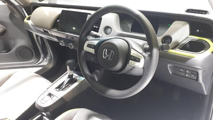 Revelado Novo Honda Fit no Salão de Tóquio - Foto 2
