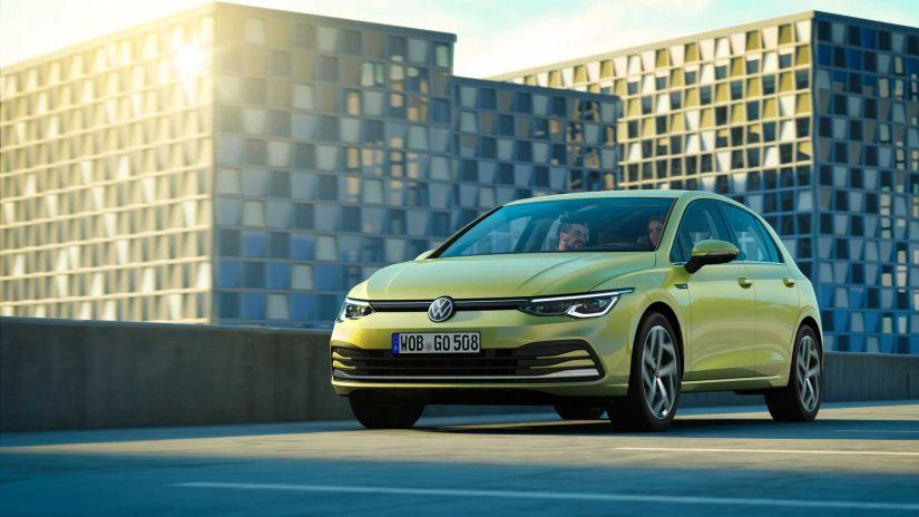 Nova geração do Volkswagen Golf é revelado na Alemanha - Foto 1