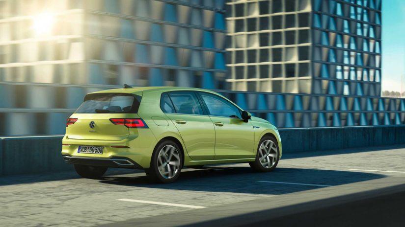 Nova geração do Volkswagen Golf é revelado na Alemanha - Foto 2