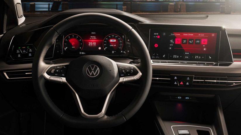 Nova geração do Volkswagen Golf é revelado na Alemanha - Foto 3