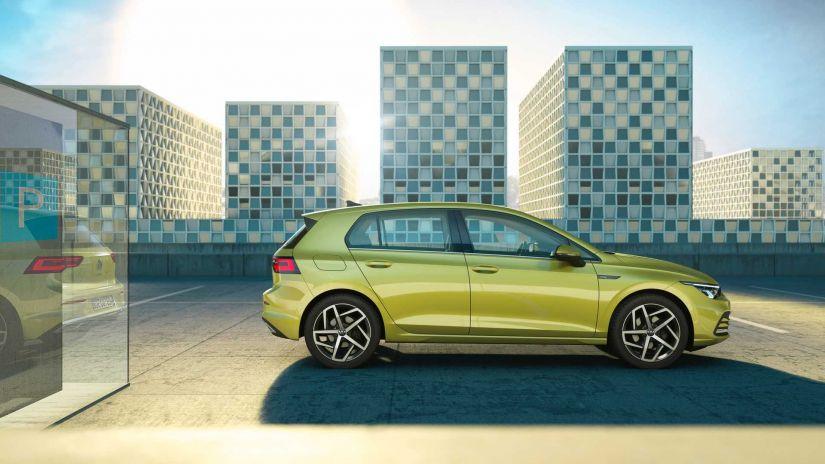 Nova geração do Volkswagen Golf é revelado na Alemanha - Foto 4