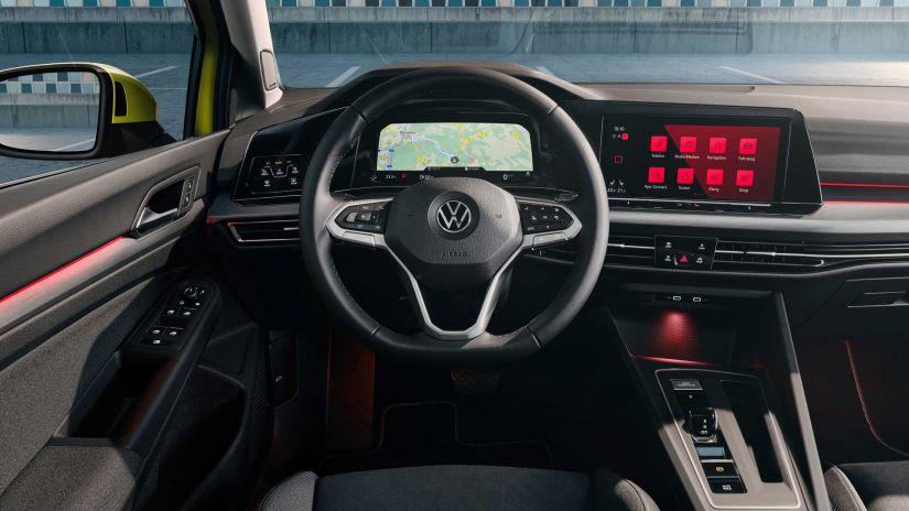 Nova geração do Volkswagen Golf é revelado na Alemanha - Foto 5