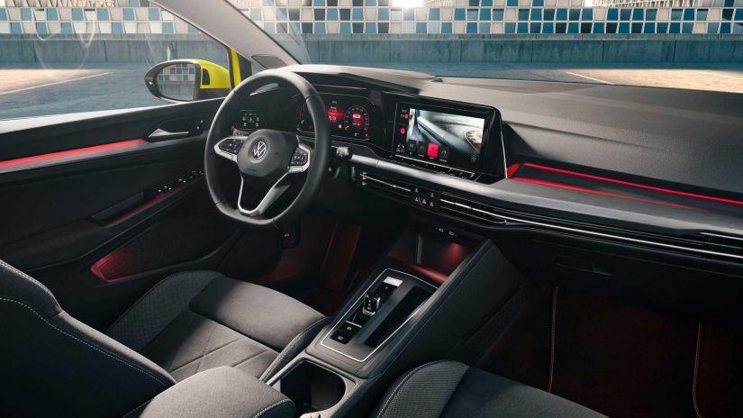 Nova geração do Volkswagen Golf é revelado na Alemanha - Foto 6